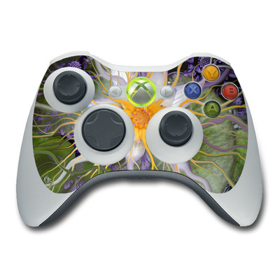 Xbox 360 Controller Skin - Bali Dream Flower