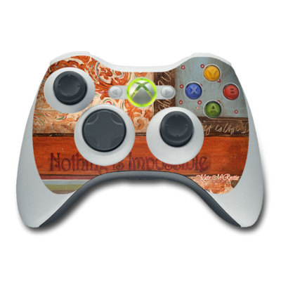 Xbox 360 Controller Skin - Be Inspired