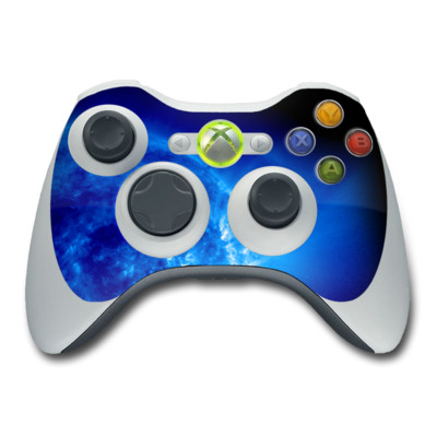 Xbox 360 Controller Skin - Blue Giant