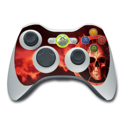 Xbox 360 Controller Skin - Blood Ring