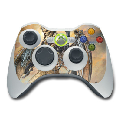 Xbox 360 Controller Skin - The Black Baron