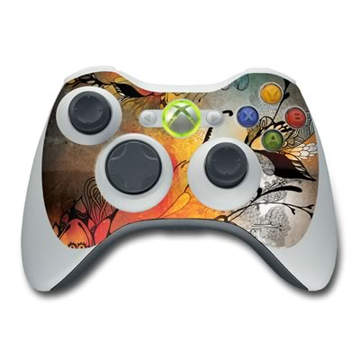 Xbox 360 Controller Skin - Before The Storm