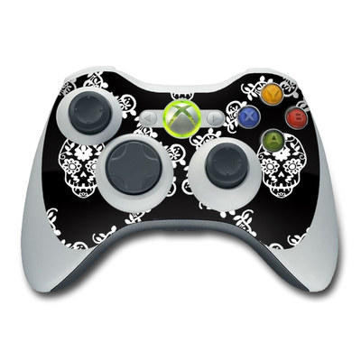 Xbox 360 Controller Skin - Calavera Lattice