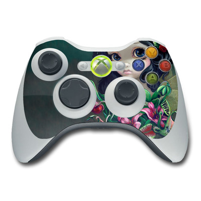 Xbox 360 Controller Skin - Carnivorous Bouquet