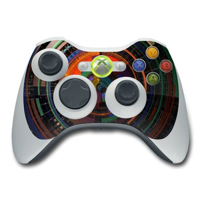 Xbox 360 Controller Skin - Color Wheel