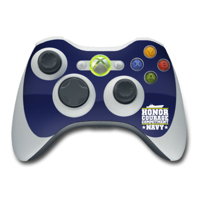 Xbox 360 Controller Skin - Commitment