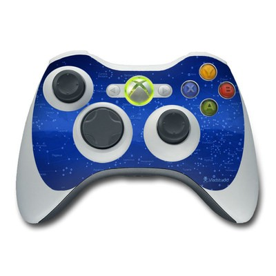 Xbox 360 Controller Skin - Constellations