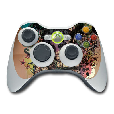 Xbox 360 Controller Skin - Doom and Bloom