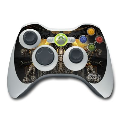 Xbox 360 Controller Skin - Death Throne