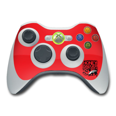 Xbox 360 Controller Skin - Don't Give A