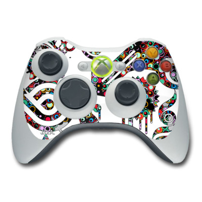 Xbox 360 Controller Skin - Dots