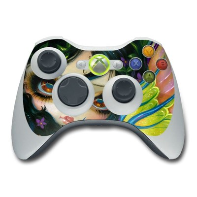 Xbox 360 Controller Skin - Dragonling Child
