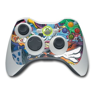 Xbox 360 Controller Skin - Dream Factory