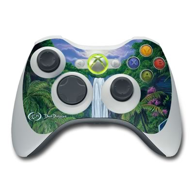 Xbox 360 Controller Skin - In The Falls Of Light