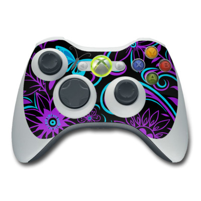 Xbox 360 Controller Skin - Fascinating Surprise