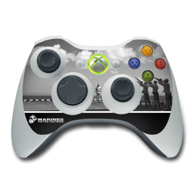 Xbox 360 Controller Skin - The Few The Proud