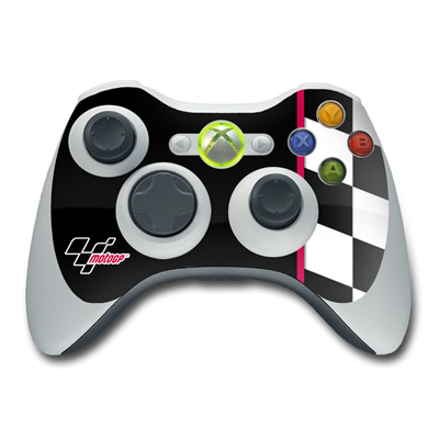 Xbox 360 Controller Skin - Finish Line Group