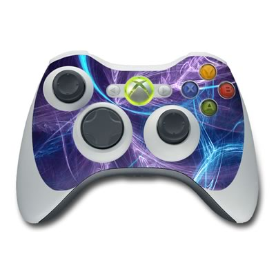 Xbox 360 Controller Skin - Flux