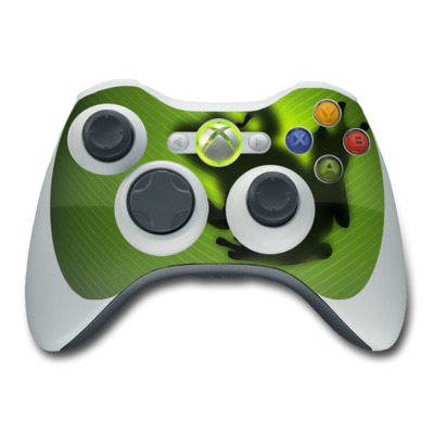 Xbox 360 Controller Skin - Frog