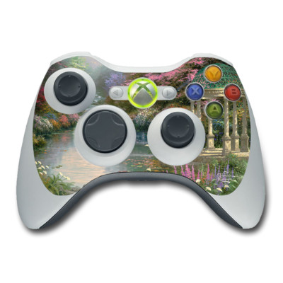 Xbox 360 Controller Skin - Garden Of Prayer