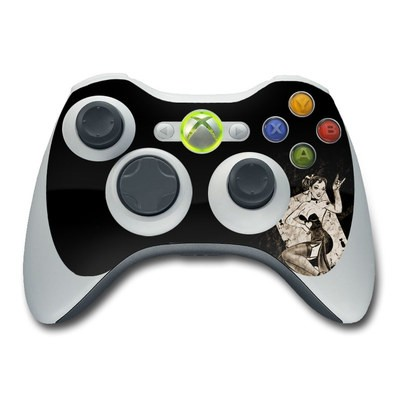 Xbox 360 Controller Skin - Give Em Hell