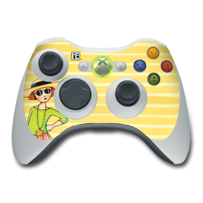 Xbox 360 Controller Skin - You Go Girl