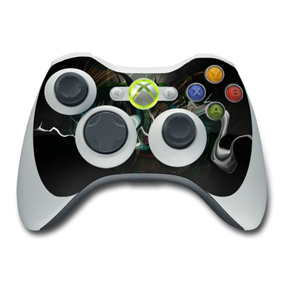 Xbox 360 Controller Skin - Graffstract