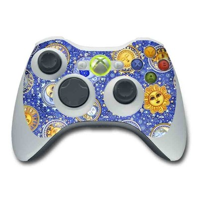 Xbox 360 Controller Skin - Heavenly
