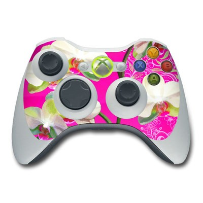 Xbox 360 Controller Skin - Hot Pink Pop