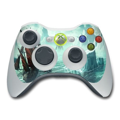 Xbox 360 Controller Skin - Into the Unknown