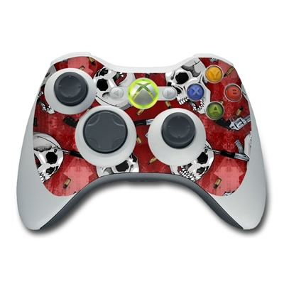 Xbox 360 Controller Skin - Issues
