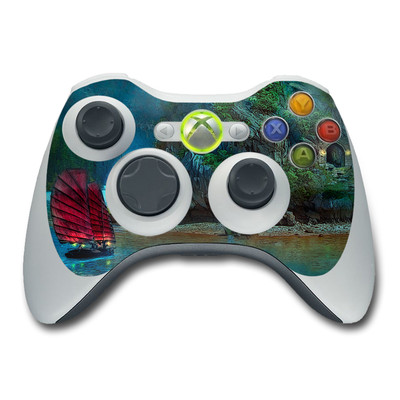 Xbox 360 Controller Skin - Journey's End