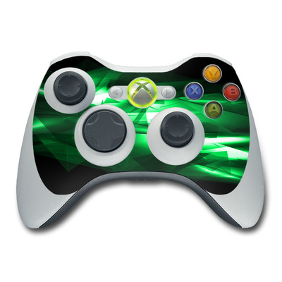 Xbox 360 Controller Skin - Kryptonite