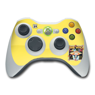 Xbox 360 Controller Skin - She Who Laughs