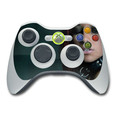 Xbox 360 Controller Skin - Leashed