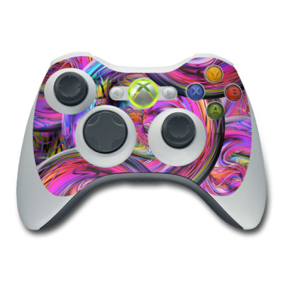 Xbox 360 Controller Skin - Marbles