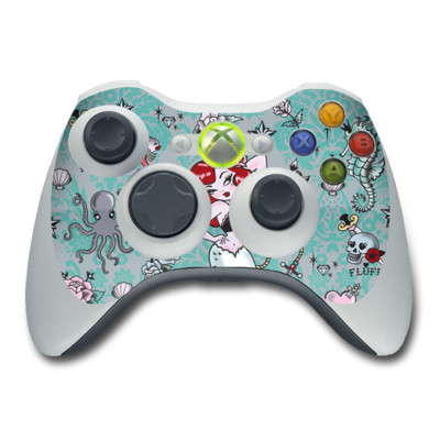 Xbox 360 Controller Skin - Molly Mermaid