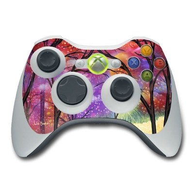 Xbox 360 Controller Skin - Moon Meadow