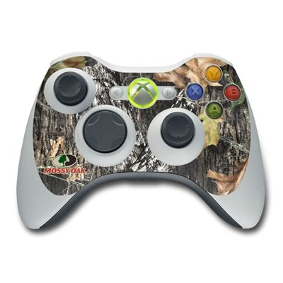 Xbox 360 Controller Skin - Break-Up