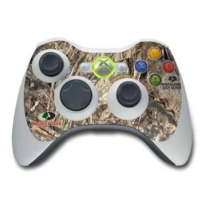 Xbox 360 Controller Skin - Duck Blind