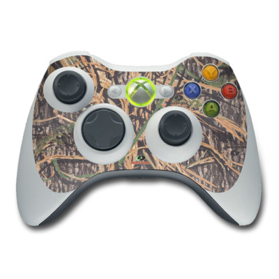 Xbox 360 Controller Skin - New Shadow Grass