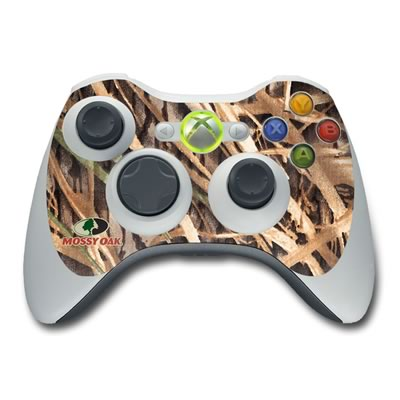 Xbox 360 Controller Skin - Shadow Grass