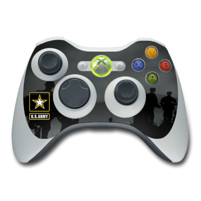 Xbox 360 Controller Skin - Night Action