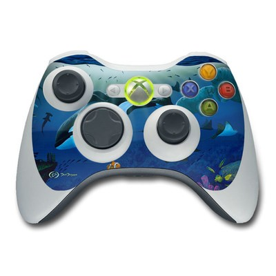 Xbox 360 Controller Skin - Oceans For Youth