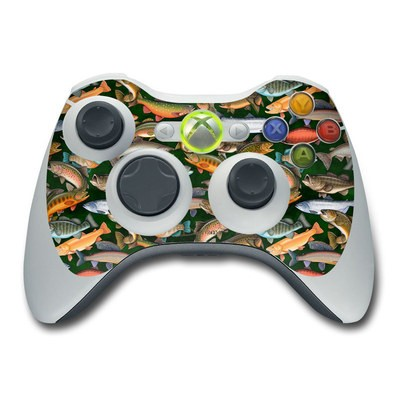 Xbox 360 Controller Skin - Off The Hook