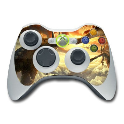 Xbox 360 Controller Skin - Over the Clouds