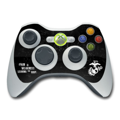 Xbox 360 Controller Skin - Pain
