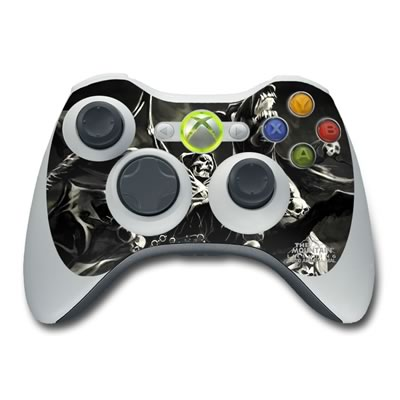 Xbox 360 Controller Skin - Pale Horse