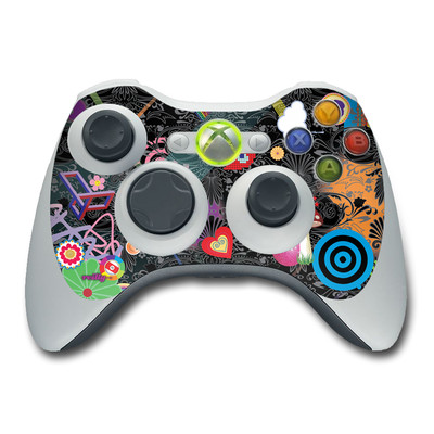 Xbox 360 Controller Skin - Play Time
