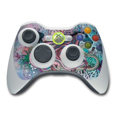 Xbox 360 Controller Skin - Poetry in Motion